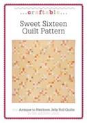 Lintott, Pam;Lintott, Nicky: Sweet Sixteen Quilt Pattern