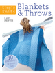 Simple Knits - Blankets & Throws - Clare Crompton