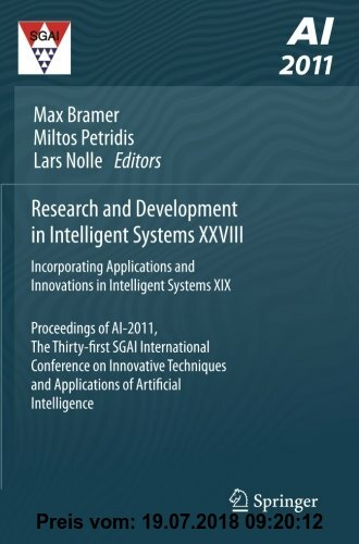Gebr. - Research and Development in Intelligent Systems XXVIII: Incorporating Applications and Innovations in Intelligent Systems XIX Proceedings of A
