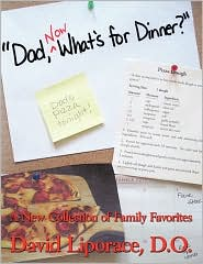 Dad, Now What's for Dinner?