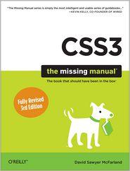CSS3: The Missing Manual - David Sawyer McFarland