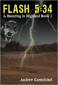 Flash 5: 34: A Haunting in Highland, Book 2 - Andrew Carmitchel