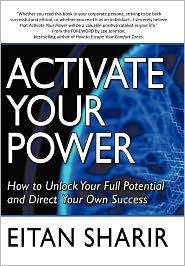 Activate Your Power - Eitan Sharir