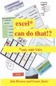 excel* can do that!? - Louis Janis