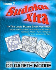 Sudoku Xtra Issue 7: The Logic Puzzle Brain Workout - Dr Gareth Moore