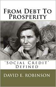 From Debt To Prosperity - David E. Robinson
