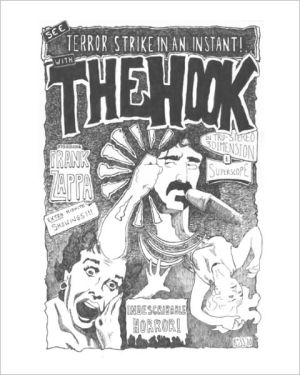 The Hook: The Recordings of FRANK ZAPPA Volume Four 1973-1974 (B & W Edition) - Scott Parker