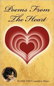 Poems From The Heart - Hm Hrh Laxmiben Hirani