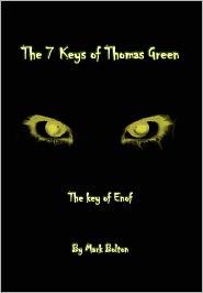 The 7 Keys Of Thomas Green - Mark Bolton