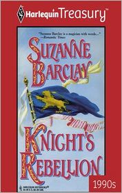 Knight's Rebellion - Suzanne Barclay