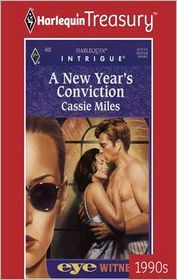 A New Year's Conviction - Cassie Miles