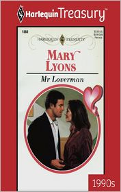 Mr Loverman - Mary Lyons