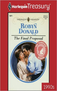The Final Proposal - Robyn Donald