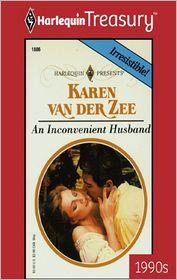 An Inconvenient Husband - Karen Van Der Zee