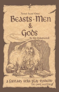 Beasts, Men and Gods Revised 2nd Edition - Bill Underwood