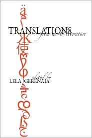 Translations from World Literature