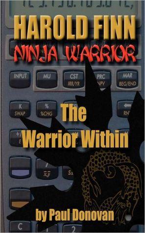 Harold Finn - Ninja Warrior the Warrior Within - Paul Donovan