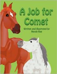 A Job for Comet - Navah Rae