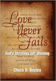 Love Never Fails: God's Strategy for Winning - Chuck D. Bayles