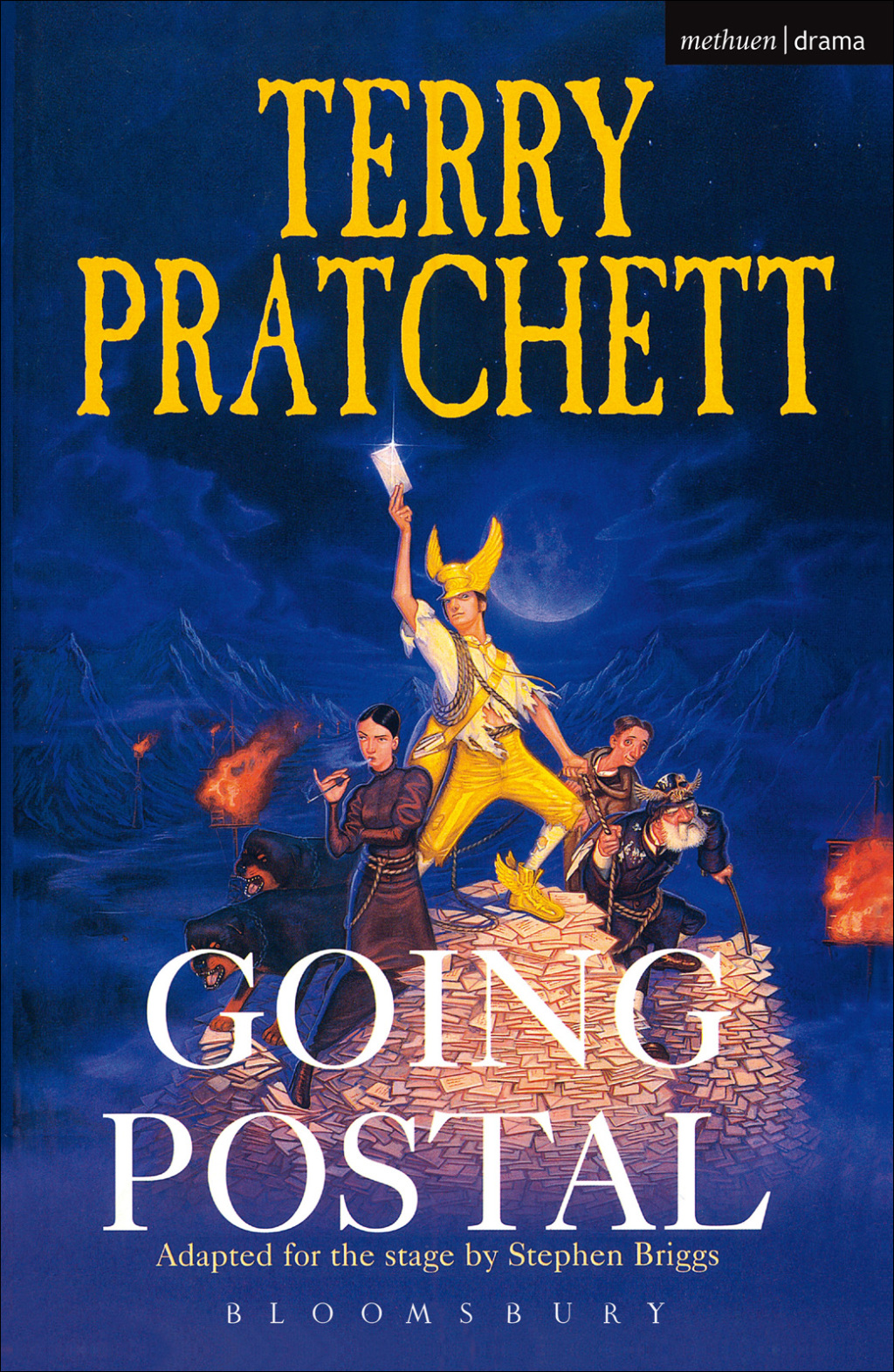 Going Postal (eBook) - Terry Pratchett