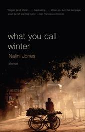 What You Call Winter - Jones, Nalini