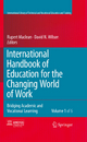 International Handbook of Education for the Changing World of Work - Rupert Maclean;  Rupert Maclean;  DAVID WILSON;  DAVID WILSON