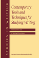 Contemporary Tools and Techniques for Studying Writing - Thierry Olive; C. Michael Levy