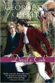 Devil's Cub (Alastair Trilogy Series #2) - Georgette Heyer