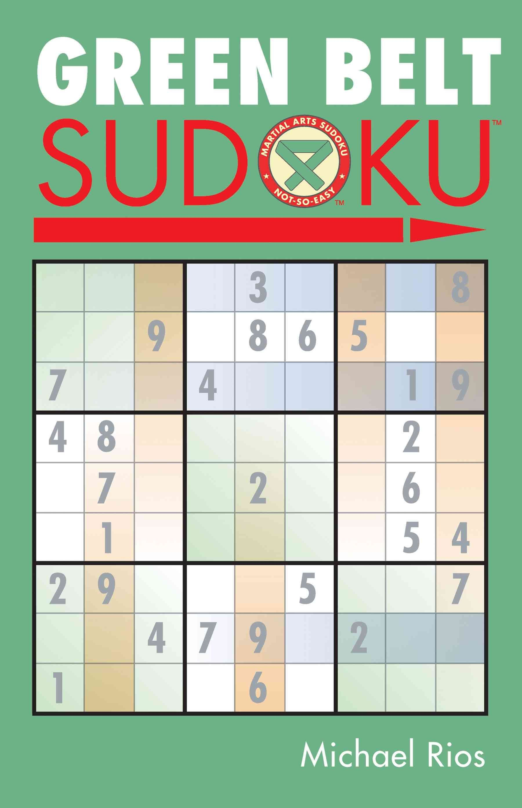 Green Belt Sudoku - Michael Rios