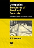 Composite Structures of Steel and Concrete: Beams, Slabs, Columns, and Frames for Buildings - R.P. Johnson