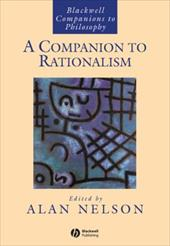 Companion to Rationalism - Nelson, Alan