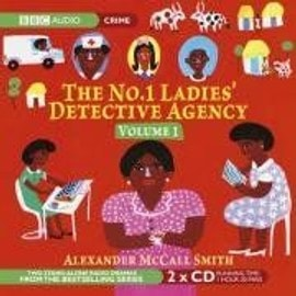 The No. 1 Ladies' Detective Agency: V. 1: 'the Daddy' And 'the Bone' - Alexander Mccall Smith