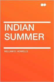 Indian Summer - William D. Howells
