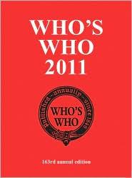 Who's Who 2011 - Who's Who