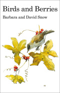 Birds and Berries - Barbara Snow