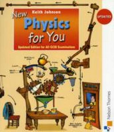 New Physics for You - Keith Johnson