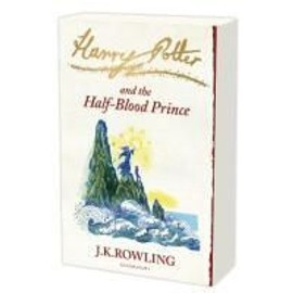 Harry Potter And The Half-Blood Prince - J.K Rowling