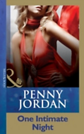 One Intimate Night (Mills & Boon Modern) (Penny Jordan Collection)
