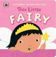 Ladybird Touch and Feel: This Little Fairy