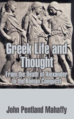 Greek Life And Thought