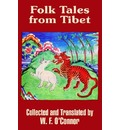 Folk Tales from Tibet - W F O'Connor