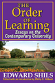 The Order of Learning - Edward Shils; Philip G. Altbach