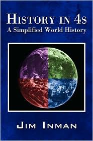 History In 4s - Jim Inman