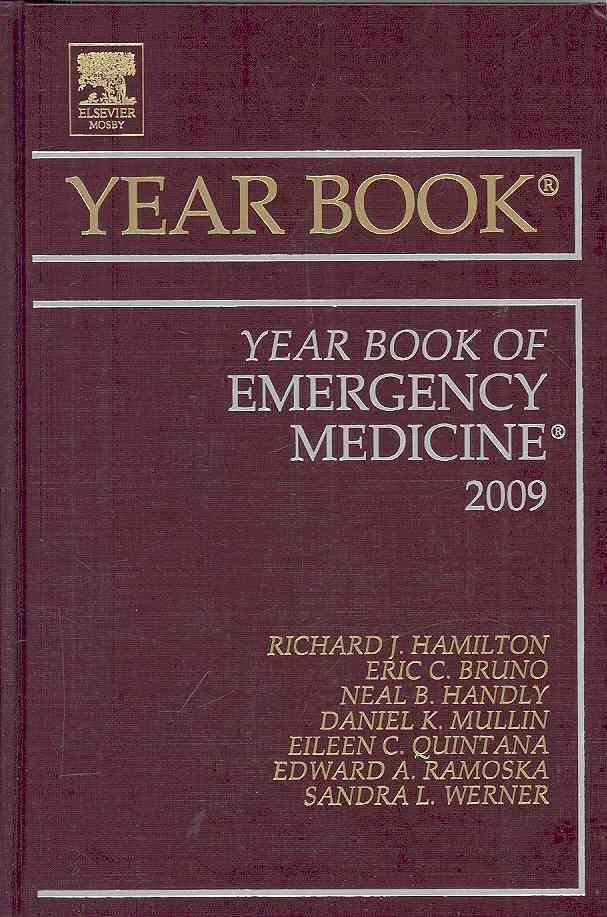 Year Book of Emergency Medicine 2009