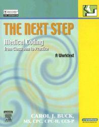 Next Step : Advanced Medical Coding Worktext - Carol Buck