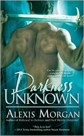 Darkness Unknown (Paladin Series #5) - Alexis Morgan