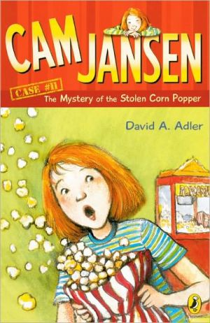 The Mystery of the Stolen Corn Popper (Cam Jansen Series #11) (Turtleback School & Library Binding Edition)