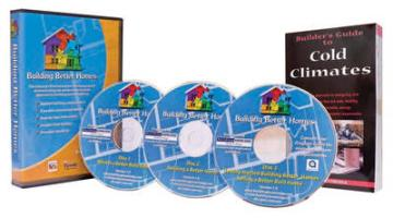 Building Better Homes on CD-ROM and Builder's Guide to Hot-Dry/Mixed-Dry Climates Pkg