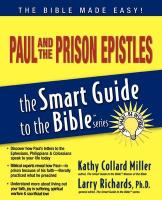 Paul and the Prison Epistles