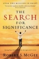 Search for Significance - Robert McGee